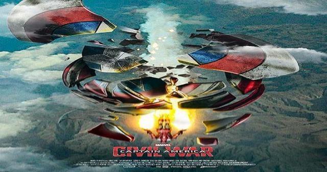 ¿Destruirá Iron-Man el escudo de Steve Rogers?