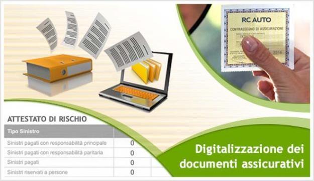 digitalizzazione attestato di rischio.