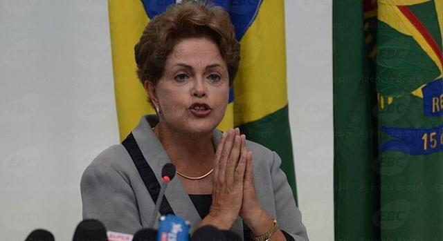 Dilma Rousseff _ foto agencia Brasil