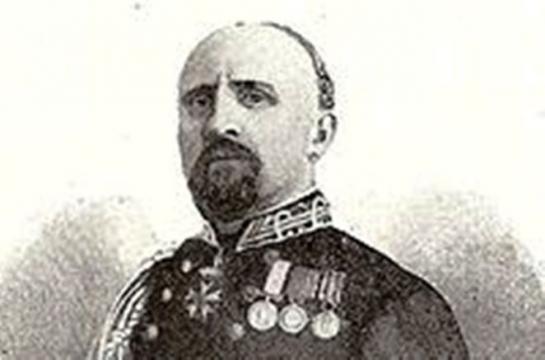 Generale Raffaele Cadorna,comandò a Porta Pia-Roma