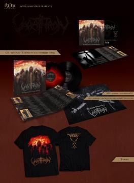 As várias faces do novo EP dos Varathron
