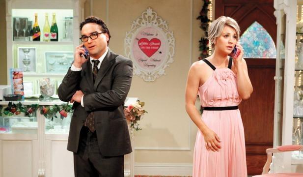 The Big Bang Theory 9x01, Leonard e Penny