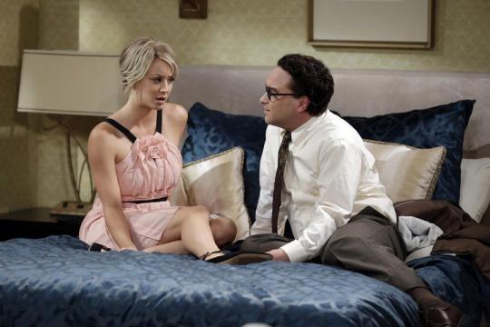 The Big Bang Theory 9x01, Penny e Leonard