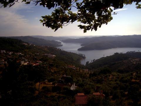 Miradouro da Fontes, local onde passa a GRZ.