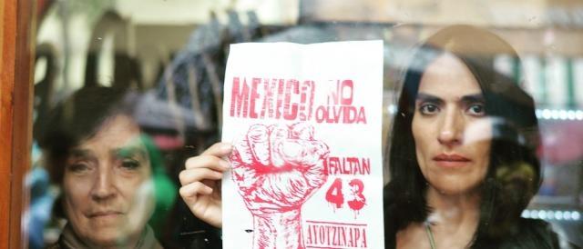 Por Mitzi Vera, caso Ayotzinapa