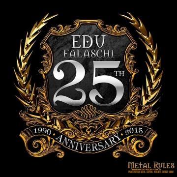 Os 25 anos de carreira de Edu Falaschi
