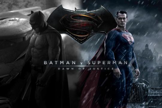 Batman v Superman consigue la mejor clasificación
