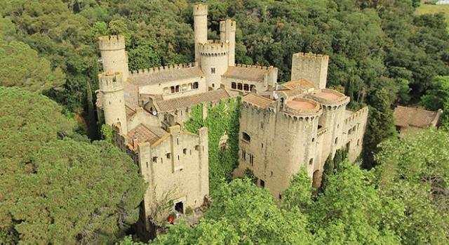 El Castillo de Santa Florentina