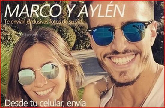 Marco y Aylén te venden sus fotos privadas