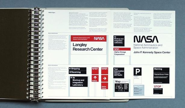 The manual governed how NASA was represented.