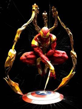 La Spider Suit en su máxima expresión