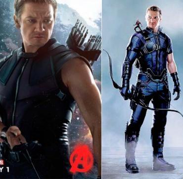 ¿Cual atuendo de Hawkeye te gusta mas?