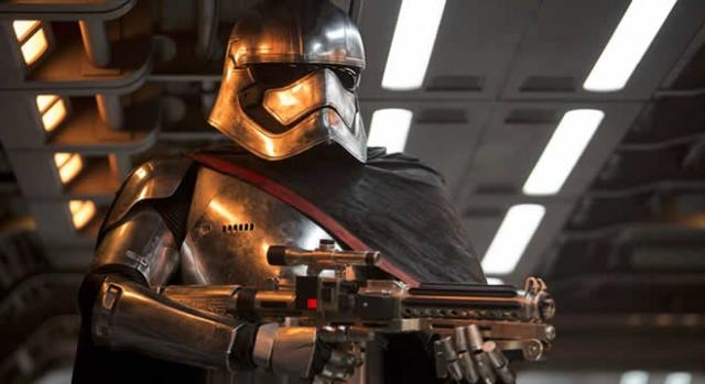 Star Wars El Despertar de la Fuerza Capitan