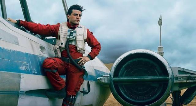 Star Wars El Despertar de la Fuerza Oscar Isaac