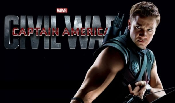 Vuelve el tono morado al atuendo de Hawkeye