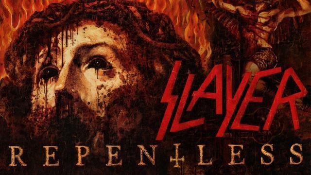 Slayer regressa após seis anos com repentless