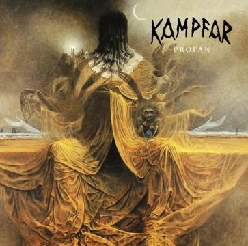 Profan, o último álbum lançado pelos Kampfar