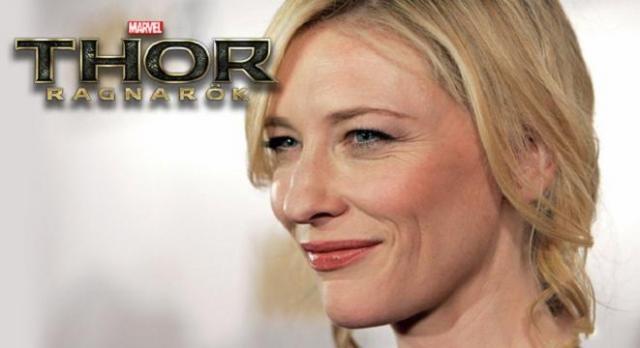 Ruffalo le da el visto bueno a Cate Blanchett
