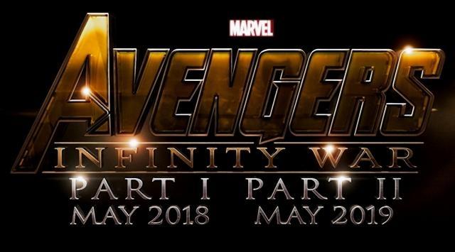 'Avengers: Infinity War': en mayo de 2018 y 2019