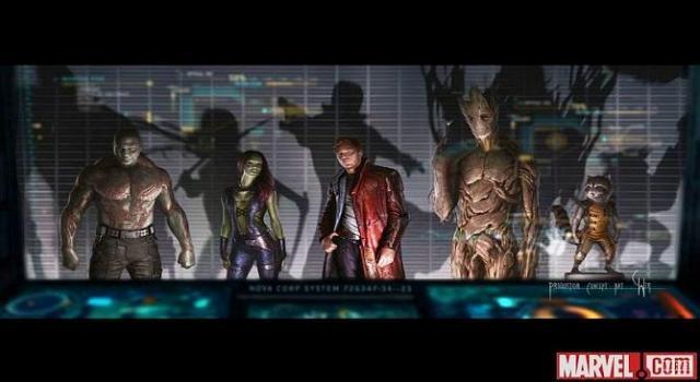 Guardianes de la Galaxia Volumen 2 sufre una baja