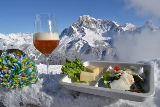 La merenda gustosa del Trentino