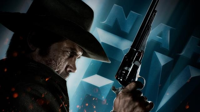 Jonah Hex en el episodio 11 de Legends of Tomorrow