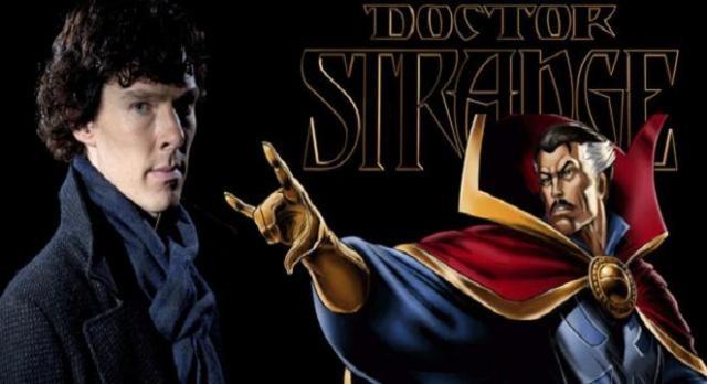 Una actriz le dice 'No' a Marvel para Dr Strange