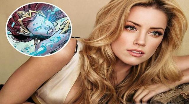 Amber Heard será la protagonista principal