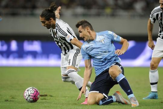 Coppa Italia, di scena Lazio e Juventus