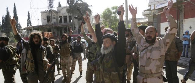 Il Fronte Al Nusra, legato ad Al Qaeda