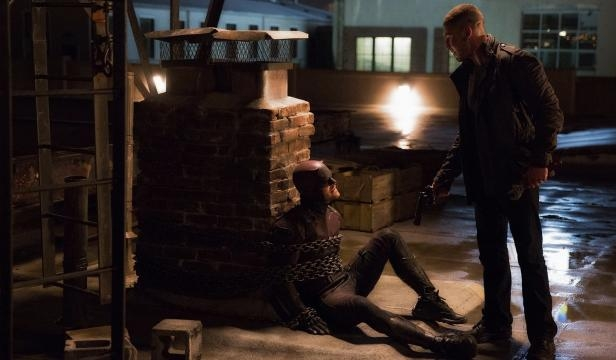 Jon Bernthal es The Punisher en 'Daredevil'