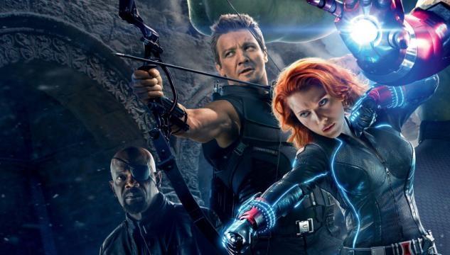 Johansson y Black Widow bucarán un nuevo récord