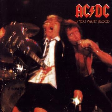 AC/DC - If You Want Blood - hard rock visceral