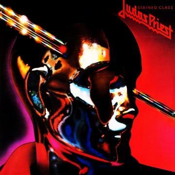 Judas Priest - Stained Class - 2º trabalho em 1978