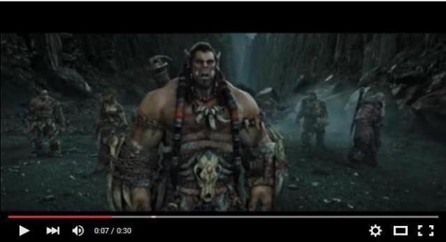 Segundo y potente spot de 'Warcraft: El Origen'