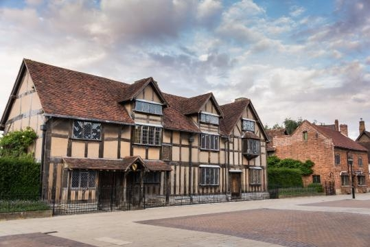 Casa natal de William Shakespeare