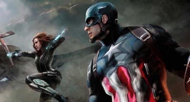 Nuevas imágenes de 'Civil War'