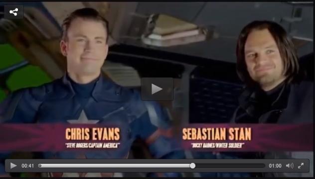 Video promocional de 'Civil War' previo al trailer