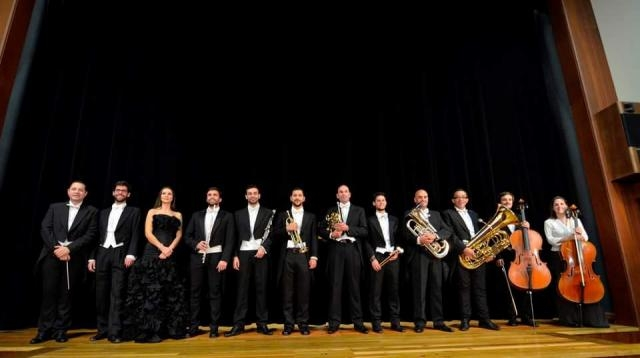 Aspecto do Grupo Opera Per Tutti