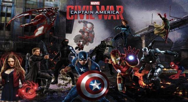 Filtran nuevas imágenes del combate en Civil War