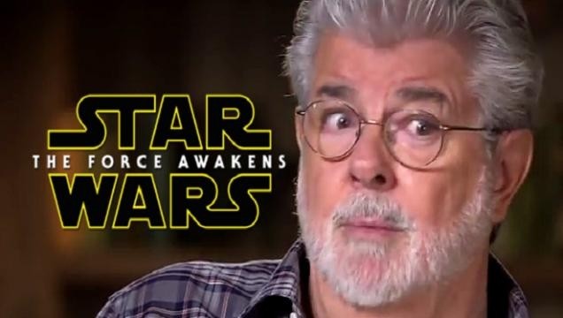 George Lucas y sus disculpas a Disney