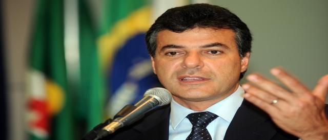 Beto Richa, PSDB, governador do Paraná