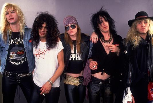 Duff, Slash y Axl Rose están confirmados