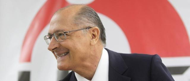 Geraldo Alckmin, PSDB, governador de São Paulo