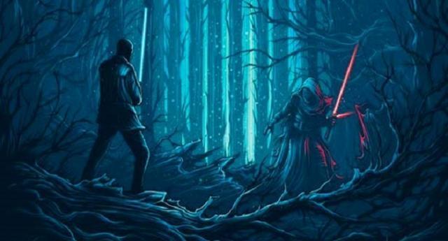 Star Wars presentó nuevos afiches promocionales