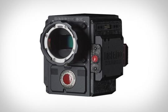 La tan ansiada cámara 8k de RED