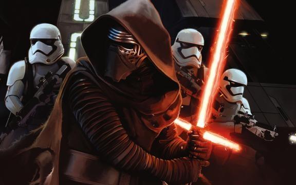 'Star Wars: The Force Awakens' supera a 'Avengers'