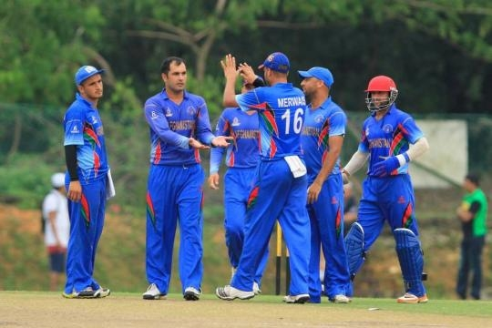 Afghanistan one step closer to 2019 cricket World Cup ... - khaama.com
