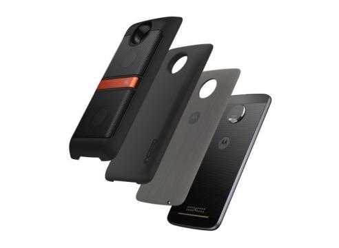 PHOTOS: Motorola Moto Z modular smartphone launched: Key ... - indianexpress.com