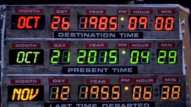 Regreso al Futuro': el día que Marty McFly viajó al 21 de octubre